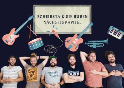 Scheibsta & die Buben